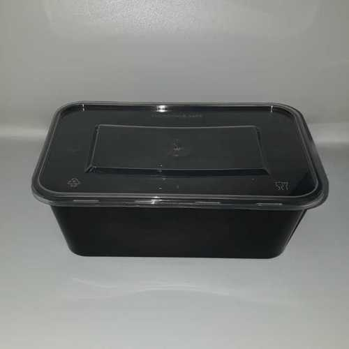 Rectangle Container 750 Ml
