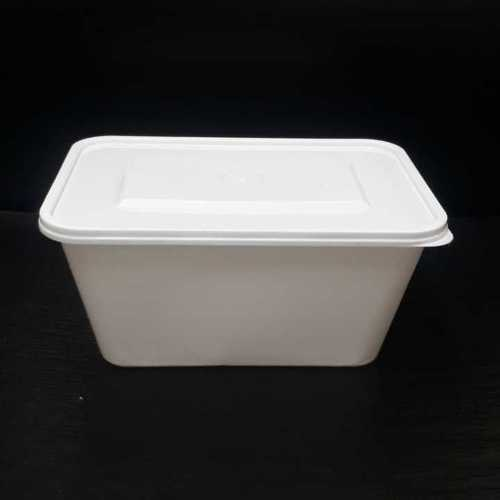 Rectangle Container 1000 Ml