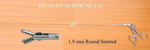 Flexible Biopsy Forceps 4 fr 40 cm Semi-Rigid Double-Action