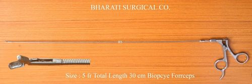 Flexible Biopsy Forceps 7 fr 40 cm Semi-Rigid Double-Action
