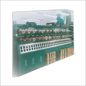 Enamel Wire Coating Machine