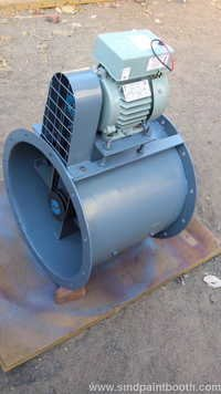 V BELT AND DIRECT DRIVE AXIAL FLOW FANS