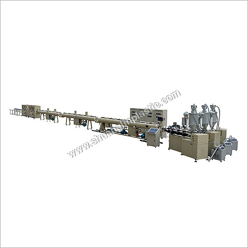 20 - 160 MM PPR Pipe Extrusion Line