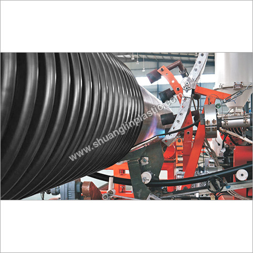 Polyolefin Pipe Production Line