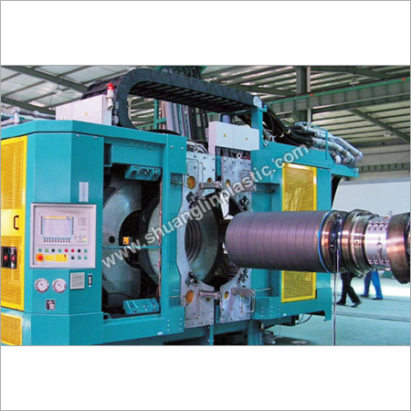 Corrugated Pipe Extrusion Production Line