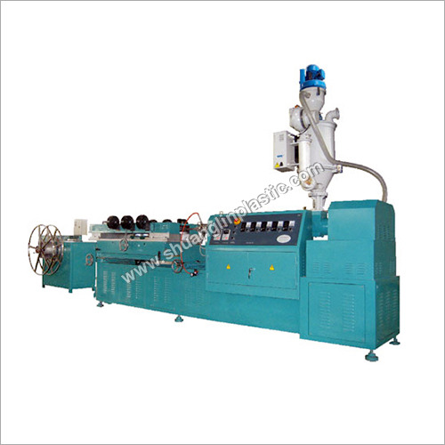 Plastic Corrugated Pipe Extrusion Machine