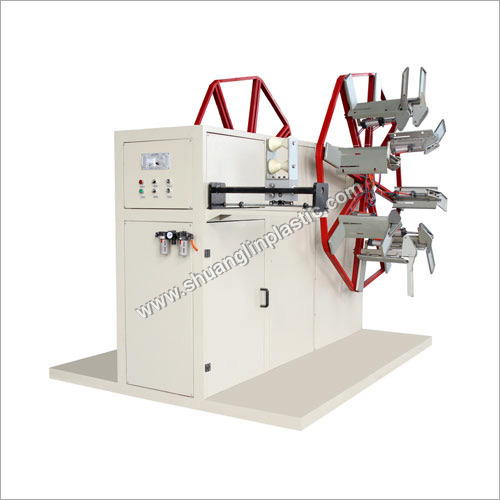 Double Coiling Machine