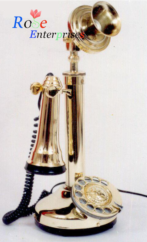 ANTIQUE NAUTICAL TELEPHONE