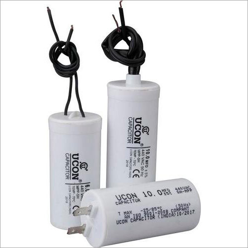 Fan Square Capacitors