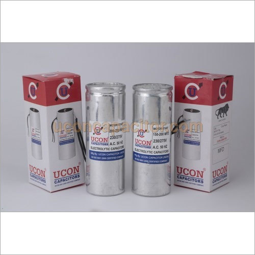 Industrial Electrical Capacitors