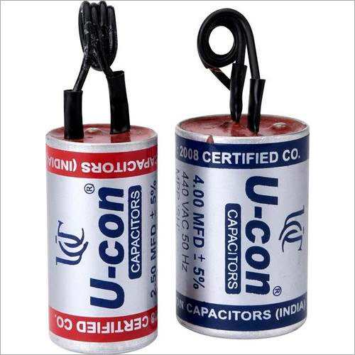 Industrial Starting Capacitors