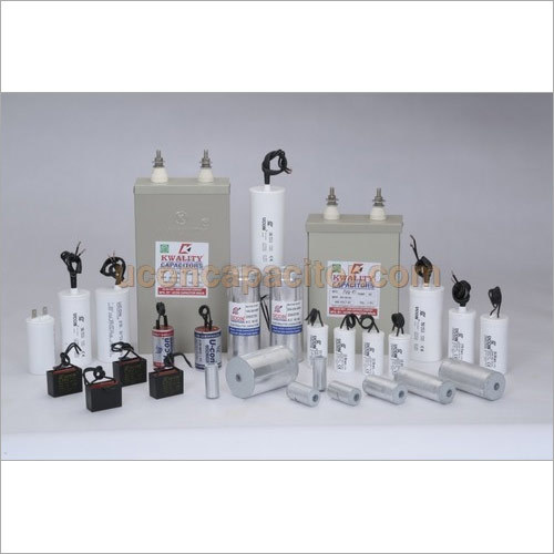 All Types of Running Electric Capacitors