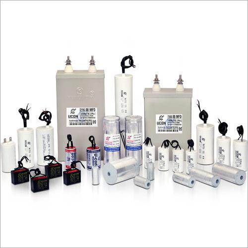 Industrial Motor Capacitors