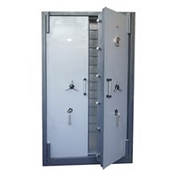 Safe With Safe Deposit Locker