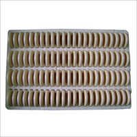 Textile Ceramic Friction Disc