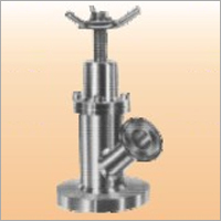 Flush Bottom Valve Y Type