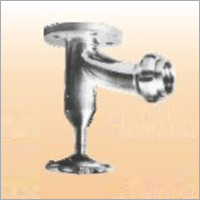 Flush Bottom Valve Anguler Type