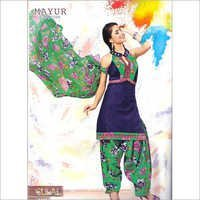 Patiyala Salwar Dress Material