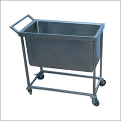 Rice Collection Trolley