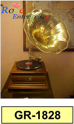 NAUTICAL GRAMOPHONE