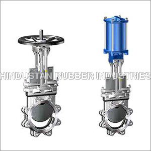 Knife Gate Valve Or Plate Valve