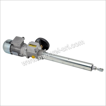 Hydraulic AC Actuators