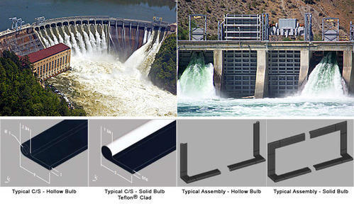 Gate Seals For Hydro Power Plants