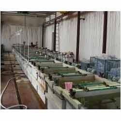 Electroplating Plant