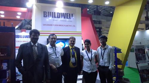 Concrete Show - 2014 at Mumbai