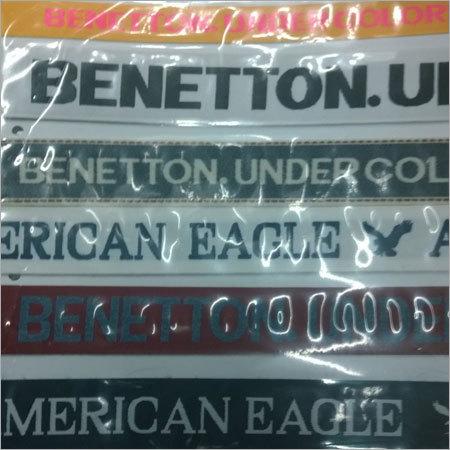 Jacquard Name Tape
