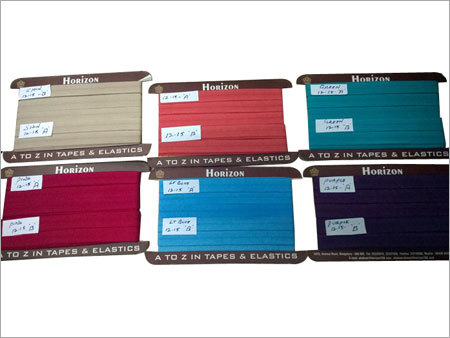 Colored Canvas Tapes