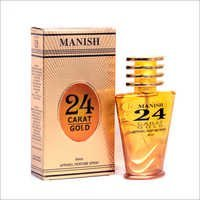 24 Carat Gold Perfume
