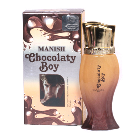 Chocolaty Boy Hanky Perfume Spray