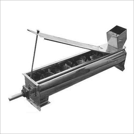 SS Screw Conveyor