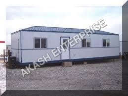 Prefabricated Modular Camp Site