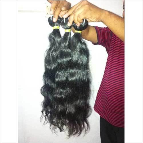Weft Temple Hair