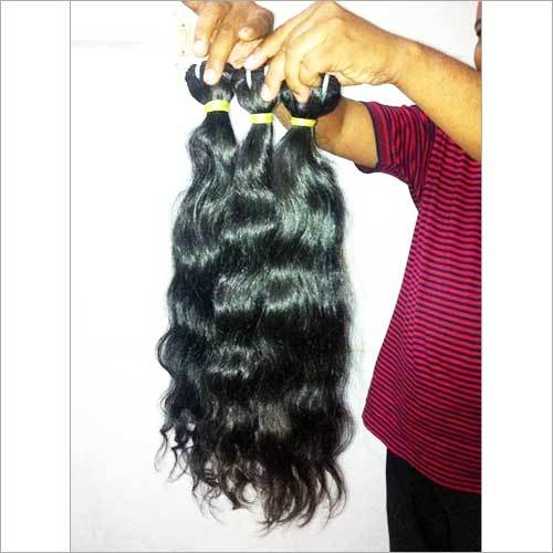 Raw Unprocessed Indian Hair