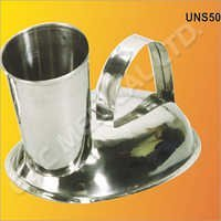Stainless Steel Female Urinals