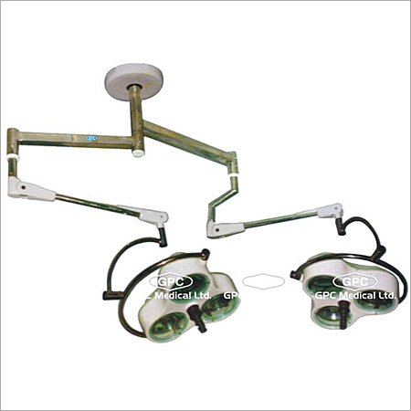Twin Dome Operation Lamp