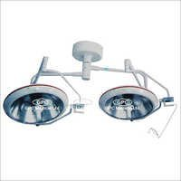 Standard Surgical Light With Twin Dome
