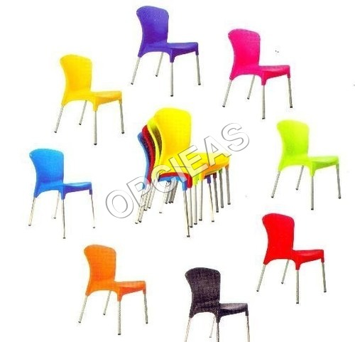 Stack Able Chairs