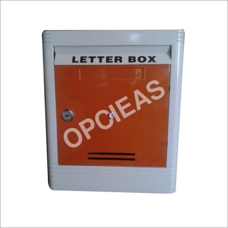 Plastic Letter Boxes
