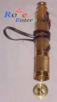 Brass Vintage Hand Held Telescope