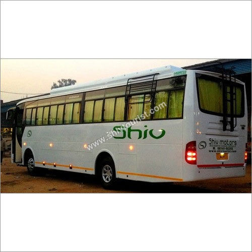45 Seater Volvo Bus Rental