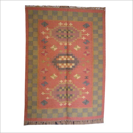 Embroidered Chenille Rugs