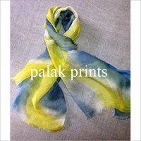 Linen Tie Dye Stoles