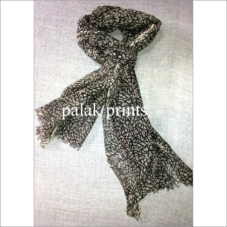 Block Printed Stoles