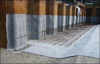 Waterproofing Geotextile