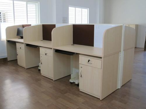 PLB wooden workstation