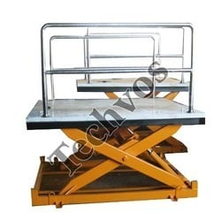 Stationary Scissor Lift Table
